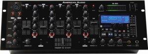 American Audio Q-SD Pro schwarz