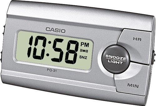 Casio Wake Up Timer PQ-31-8EF
