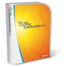 Microsoft Office 2007 Small Business (English) (PC) (W87-01076)
