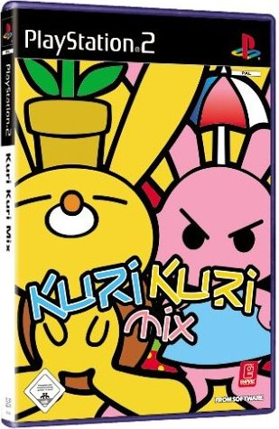 Kuri Kuri Mix (niemiecki) (PS2) -- via Amazon Partnerprogramm