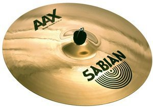 "Sabian AAX Medium-Thin Stage crash 18"" (SA21808XB)"