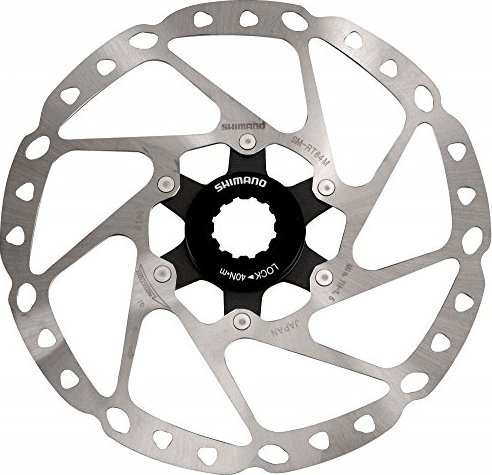 Shimano SLX Rotors (SM-RT64) -- via Amazon Partnerprogramm