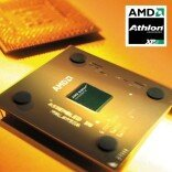 AMD Athlon XP-M 2000+ tray, 1666MHz, 133MHz FSB, 256kB Cache
