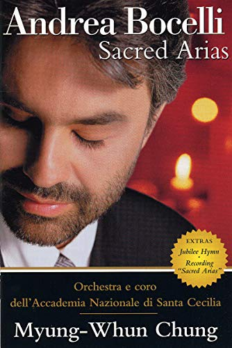 Andrea Bocelli - Sacred Arias -- via Amazon Partnerprogramm