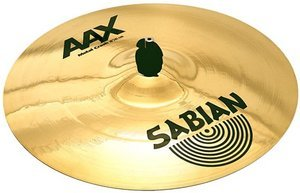 "Sabian AAX Medium-Heavy Metal crash 18"" (SA21809XB)"
