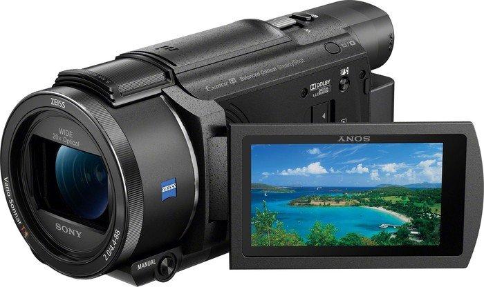 Sony FDR-AX53 czarny