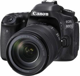 Canon EOS 80D mit Objektiv EF-S 18-135mm 3.5-5.6 IS USM (1263C042)