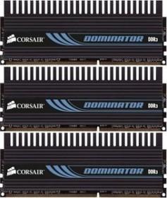 Corsair XMS3 Dominator DIMM Kit 6GB, DDR3-1600, CL8-8-8-24 (TR3X6G1600C8D)