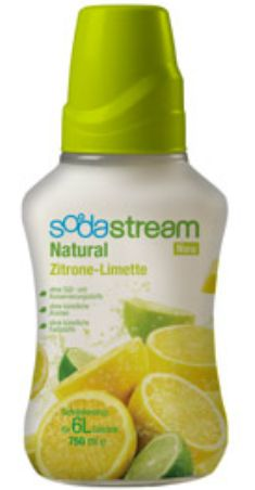 SodaStream lime 750ml syrup