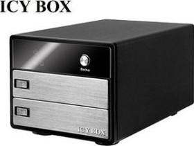 RaidSonic Icy Box IB-3221StU-B, USB-B 2.0 (23321)