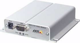Axis 2191 Audio Modul für Axis 2100/2110/2120 (0143-002-01)