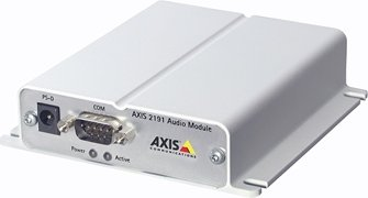 Axis 2191 Audio Modul für Axis 2100/2110/2120 (0143-002-01) -- via Amazon Partnerprogramm
