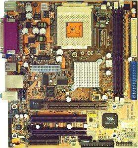 Soyo SY-K7VME, KM400 (PC-2700 DDR)