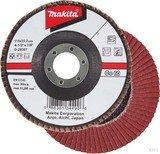 Makita Schleifscheibe Keramik-Aluminium-Oxid flach 125mm, 1er-Pack (D-28525)