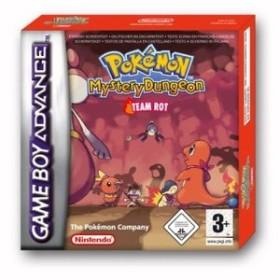 Pokemon Mystery Dungeon: Team Rot (GBA)