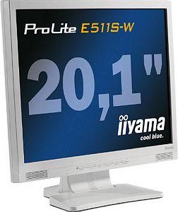 "iiyama ProLite E511S-W, 20.1"", 1600x1200, analog/digital, Audio"