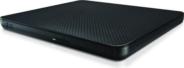 LG Electronics GP67EB60 Ultra schwarz, USB 2.0 (GP67EB60.AUAE10B)