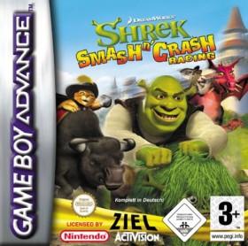 Shrek's Smash 'n' Crash (GBA)