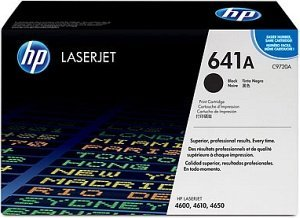 HP Toner 641A black (C9720A)
