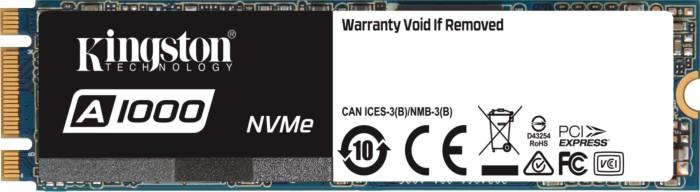 Kingston A1000 SSD 960GB, M.2 (SA1000M8/960G)