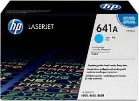 HP Toner 641A cyan (C9721A)