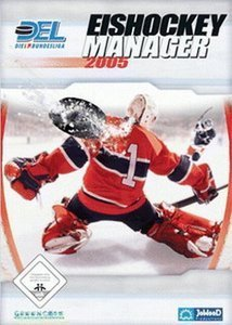 DEL Eishockey Manager 2005 (deutsch) (PC)