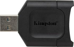 Kingston MobileLite Plus SD Single-Slot-Cardreader, USB-A 3.0 [Stecker] (MLP)