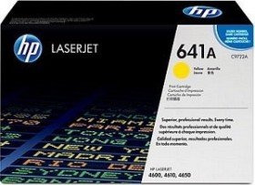 HP Toner 641A yellow (C9722A)
