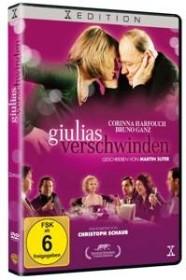 Giulias Verschwinden (DVD)