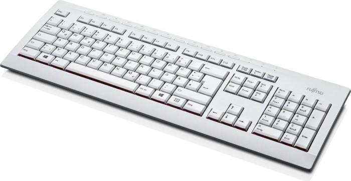 Fujitsu KB521 Keyboard, USB (S26381-K521-Lxxx)