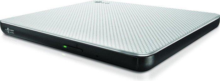 LG Electronics GP67ES60 Ultra silber, USB 2.0 (GP67ES60.AUAE10B)