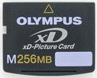 Olympus xD-Picture Card type M 256MB (N2305992/N2308492)
