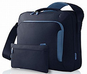 "Belkin Energy Collection Messenger 15"" messenger bag black/blue (F8N076-MBE-DL)"