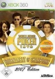 World Series of Poker - Tournament of Champions (Xbox 360)