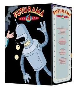 Futurama Season 4 (DVD)
