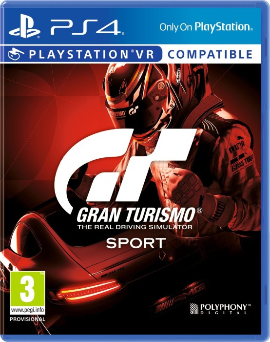 Gran Turismo Sport (deutsch) (PS4)