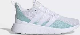 adidas Questar Flow cloud white/blue spirit (Damen) (EE9542)