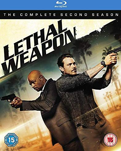 Lethal Weapon (Blu-ray) (UK) -- via Amazon Partnerprogramm