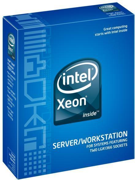 Intel Xeon DP E5620, 4x 2.40GHz, boxed (BX80614E5620)