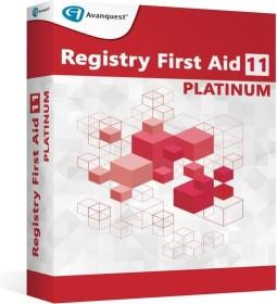Avanquest Registry First Aid 11.0 Platinum, ESD (deutsch) (PC)