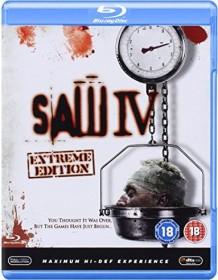 Saw 4 (Blu-ray) (UK)
