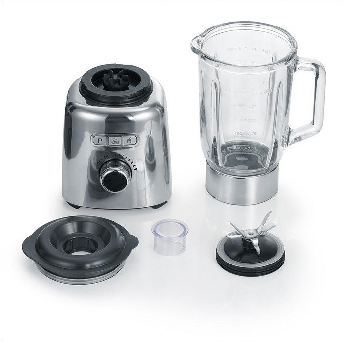 Severin SM 3710 Standmixer Smoothie Maker Crushed Eis Smoothiermaker Standmixer