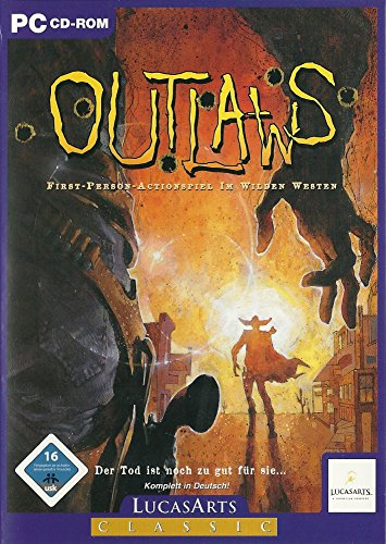 Outlaws - Classic (niemiecki) (PC) -- via Amazon Partnerprogramm