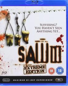 Saw 3 (Blu-ray) (UK)