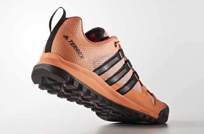 Adidas Terrex Solo Women's Schuh - SS17- Farbe:-Orange Gr:-38 EU WqsjZ