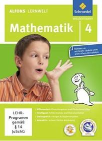 Schroedel Verlag Alfons Lernwelt - mathematics 4 (German) (PC)