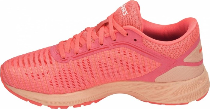 pretty nice 7ba16 019b5 Asics DynaFlyte 2 flash coral/white/apricot ice (ladies) (T7D5N-0601) from  £ 85.58