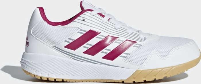 adidas AltaRun ftwr whitebold pinkmid grey s14 (Junior) (BA9427) ab € 21,95
