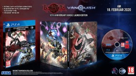 Bayonetta & Vanquish - 10th Anniversary Bundle (PS4)