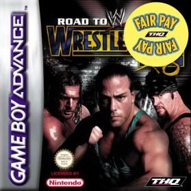 WWF - Road to Wrestlemania (GBA)